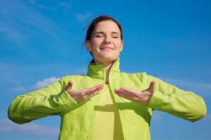 consejos para relajarse examen practico respirar